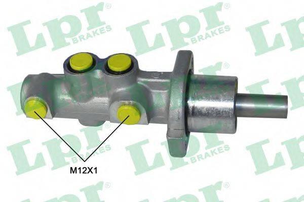 Главный тормозной цилиндр LPR 1053