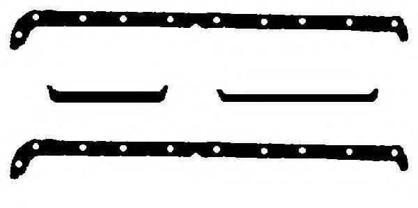 Комплект прокладок масляного поддона BGA OK6331