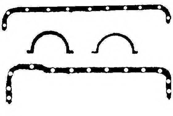 Комплект прокладок масляного поддона BGA OK6372