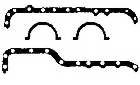 Комплект прокладок масляного поддона BGA OK6375