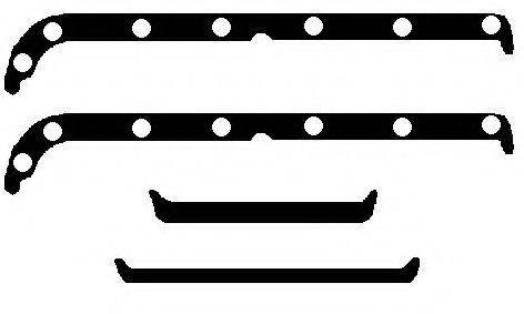 Комплект прокладок масляного поддона BGA OK6377