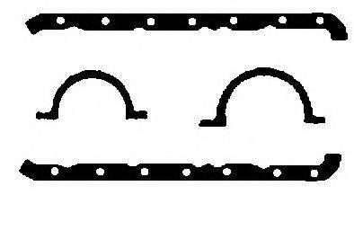 Комплект прокладок масляного поддона BGA OK6378