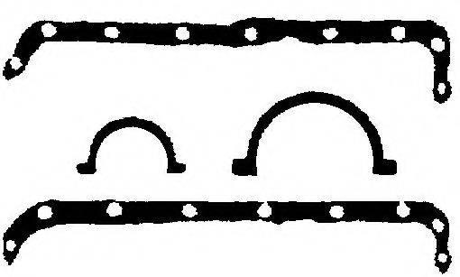 Комплект прокладок масляного поддона BGA OK6380