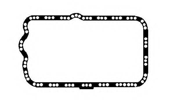 Прокладка масляного поддона BGA OP0325