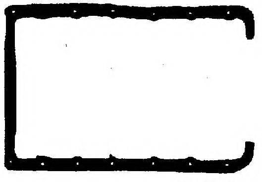 Прокладка масляного поддона BGA OP1386