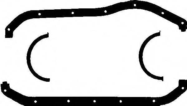 Комплект прокладок масляного поддона VICTOR REINZ 10-52493-01